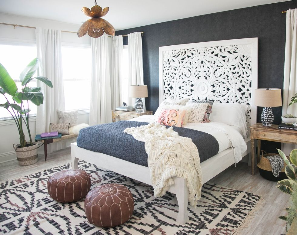 Master Bedroom Makeover | UpBeat Home Spaces